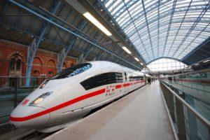 Trein Amsterdam – Londen