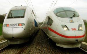 In 2016 meer hogesnelheidstreinen Duitsland – Frankrijk