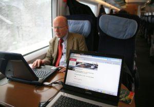 KPN: Gratis internet op grote treinstations
