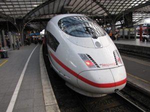 ICE Amsterdam – Basel
