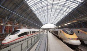 Treinverkeer Duitsland en België ontregeld door stakingen