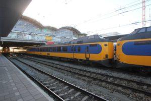 FNV niet tevreden met reiscomfort trein