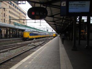 Bijna botsing treinen Amersfoort werd veroorzaakt door menselijke fouten