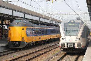 Treinverkeer Nijmegen valt stil
