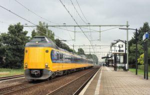 Extra treinen na Lowlands