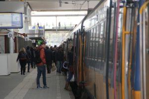 Stationsverbod na overlast