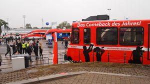 In Beeld: Spoorvakbeurs InnoTrans 2014