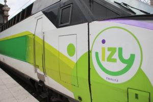 Izy van Thalys start met treindienst Brussel – Parijs