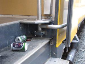 Kantoorpersoneel NS gaan mogelijk treinen schoon maken