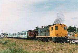 Spooraansluiting IJmuiden verdwijnt