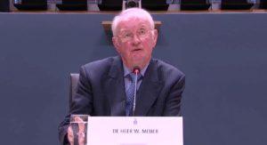 Oud-NS-commissaris Meijer door stof om Fyra