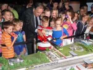Mini Hanzelijn alvast in Rotterdam geopend