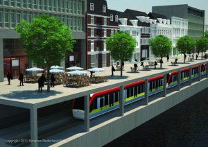 Metro Amsterdam – Almere blijkt goedkoopste en beste oplossing
