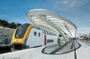 Nieuwe treinen NMBS kunnen naar Roosendaal en Maastricht