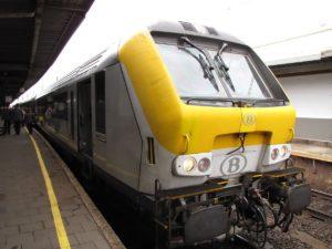 Mogelijk staking spoorwegen Belgie (NMBS)