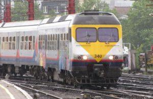 Opnieuw stakingen bij Belgische Spoorwegen NMBS