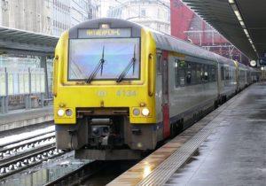 Belgische treinmachinist vergeet te tanken