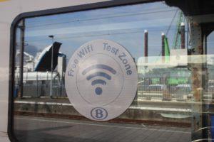 Getest: Wifi in NMBS trein valt nog tegen in 2e klas