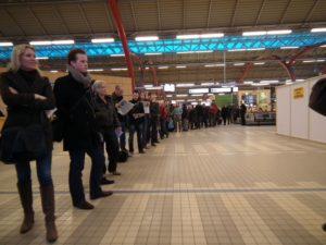 Stembureaus 18 maart op 58 treinstations