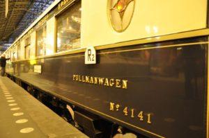 Oriënt-Express: Amsterdam – Venetië