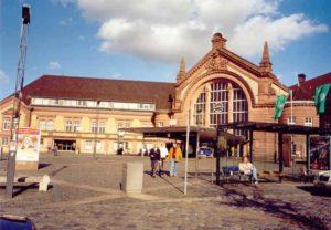 Trein naar Osnabrück