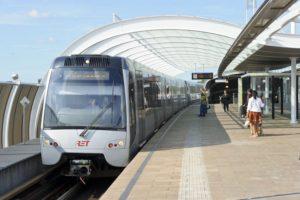 Metro naar Hoek van Holland start eind  september