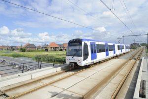 RET: Bestelling nieuwe metrostellen vanwege reizigersgroei