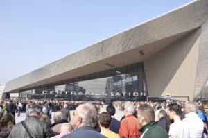 Rotterdam Centraal wint architectenprijs