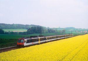 Swiss Pass: onbeperkt reizen door Zwitserland