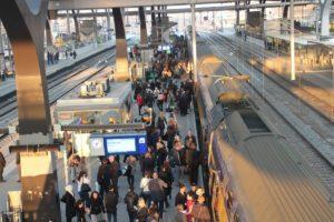 ProRail: minder treinverkeer rond Rotterdam door storing