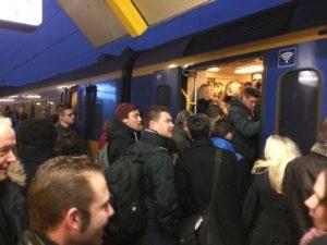 Meningen kansen voor claim volle treinen verschillen