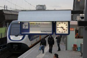Station Deurne ontruimd door verdacht pakket