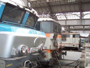 Opnieuw staking bij Franse Spoorwegen