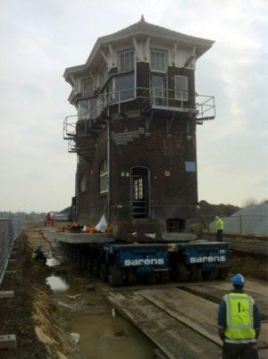 Seinhuis Roosendaal verplaatst