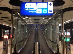 Amsterdamse Noord-Zuidlijn krijgt langste roltrappen