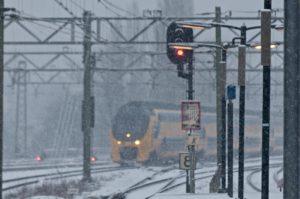 Ook maandag aangepaste dienstregeling – 21 januari