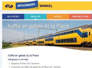 Treinactie: 18 euro retour met de trein (zomer 2015)