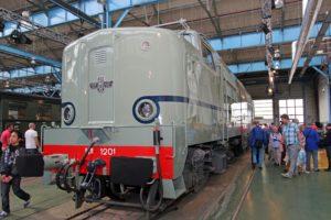 SpoorParade Amersfoort trekt 42.000 bezoekers