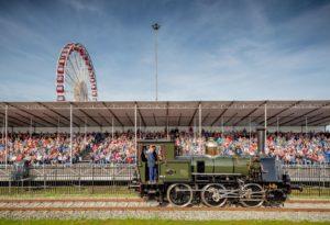 SpoorParade trekt 25.000 bezoekers in 4 dagen