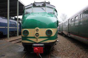 Collectie depot Spoorwegmuseum naar Limburg