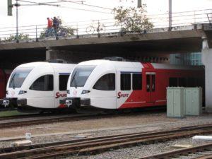 Langere treinen van Arriva voor Serious Request