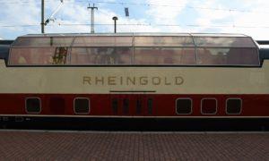 Uniek aanbod: TEE Rheingold naar Zwitserland
