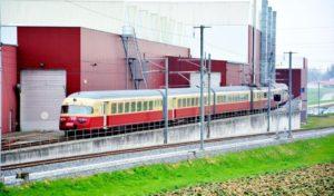 Zwitserse TEE-trein wordt door Stadler gerenoveerd