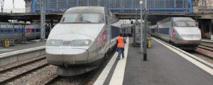 NS onderzocht TGV als alternatief voor Fyra