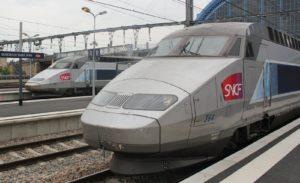 Franse spoorwegen staken