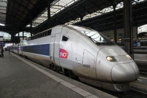 Ratten verdacht van Frans treinongeluk