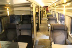 TGV aanbieding: ontdek 1e klas voor 35 euro