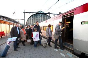 Thalys stapt eind 2015 over op sneller internet