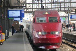 Thalys: Meer reizigers Amsterdam – Brussel (+14%) / Parijs (+6%)