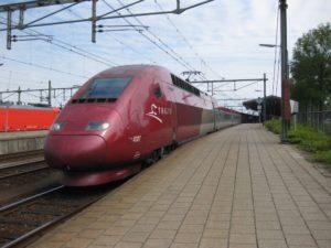 Thalys treinkaartjes 20 euro op 20 mei 2016